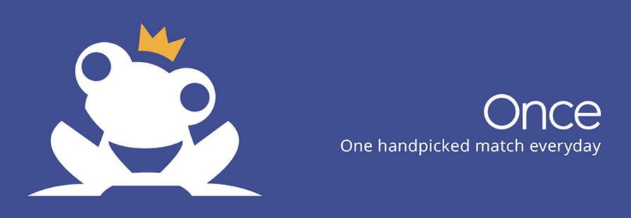 Once Matchmaking logo